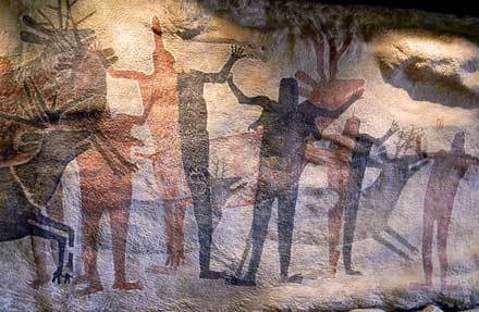 Unsere Vorfahren