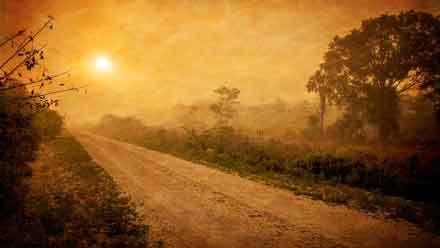 """""""Der Weg ist das Ziel"""" ist ein Zitat des chinesischen Philosophen Konfuzius."""