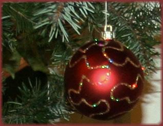 Besinnliche Weihnacht